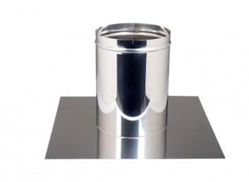 Dakplaat met loodlap 0 - 5 ° (200mm)