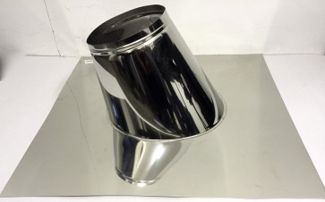 Dakplaat zonder loodlap 5 - 27 ° (250mm)