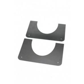 Brand / Centreer platen 2 x 14 (80mm)