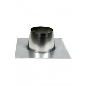 Dakplaat. 0 - 10 ° (100mm)