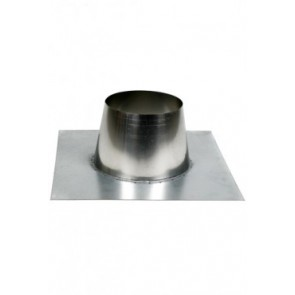 Dakplaat. 0 - 10 ° (80mm)