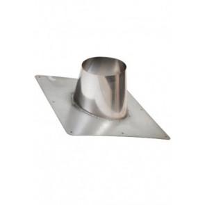 Concentrisch dakplaat hellend 5-25˚ Ø100-150mm