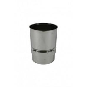 Nisbus (diepe schacht) enkelwandig 200 mm