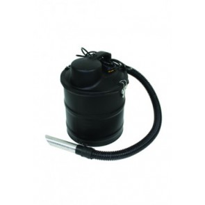 Aszuiger 18 liter met motor zwart