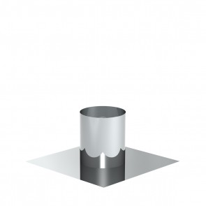 Dakplaat. 0 - 5 ° WW (130mm)