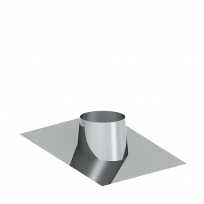 Dakplaat zonder loodlap 5 - 15 ° WW (130mm)