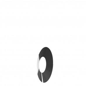 Rozet Dubbelwandig WW (150mm)