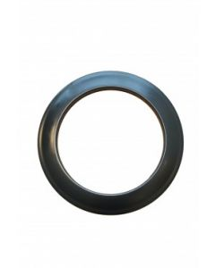 Rozet Dunwandig staal ( 131 mm) Geblauwd