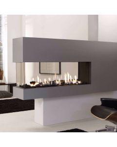 Element4 Lucius 140 Roomdivider Quad Burner