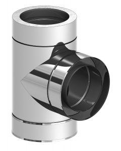 T-Stuk 90° (150/220 mm)