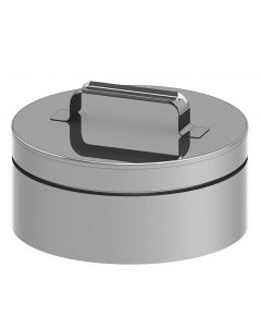 Deksel T-stuk (180mm)