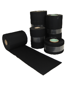 EPDM dak bedekking voor kachelpijp dakplaat