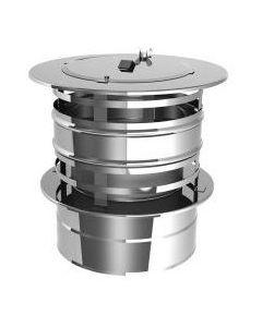 Trekkap DW met veegluik (180/250 mm)